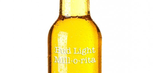 Bud Light Mill-o-Rita